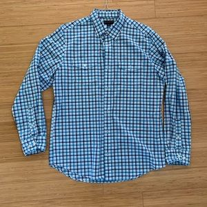 Men's button down L